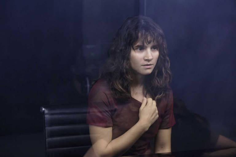 Bianca Comparato interpreta Michele na série 3%