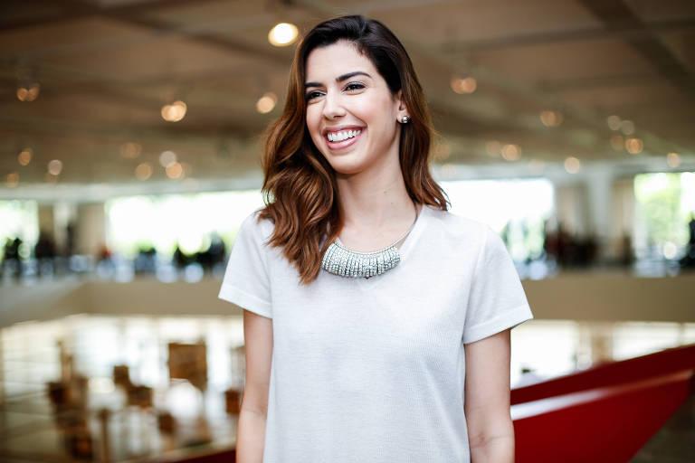 A blogueira de moda e influenciadora digital  Camila Coutinho