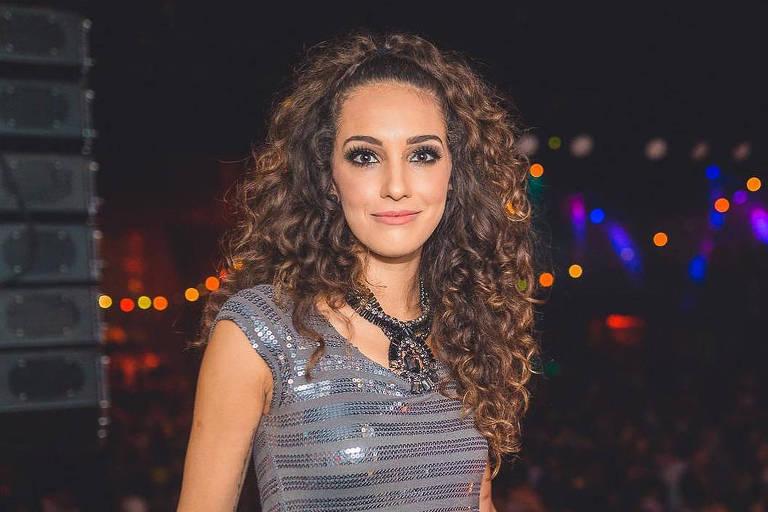 Além de atriz, Bruna Pazinato também é cantora e compositora