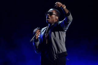 FILE PHOTO: Meek Mill performs during the 2015 BET Awards in Los Angeles