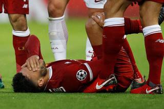 FILE PHOTO: Champions League Semi Final First Leg - Liverpool vs AS Roma