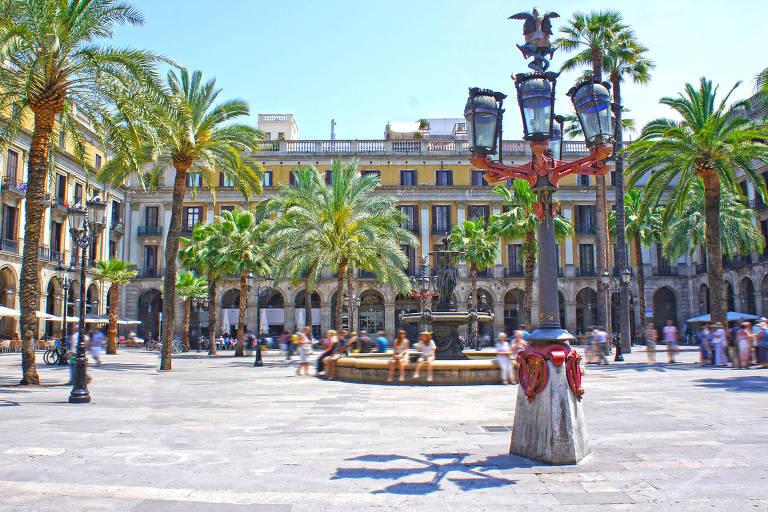 Barcelona de 'A Sombra do Vento'