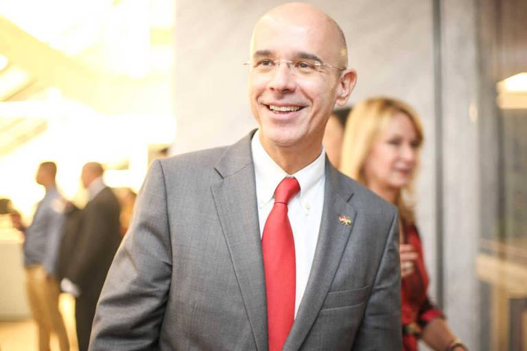 Presidente do Santander, Sergio Rial