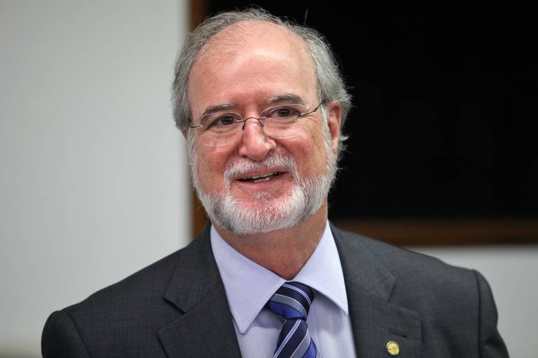 O ex-governador de MG Eduardo Azeredo (PSDB), que teve a condenação confirmada pelo TJ de Minas