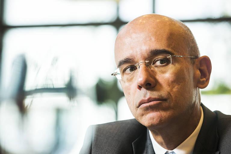Presidente do Santander Brasil, Sérgio Rial