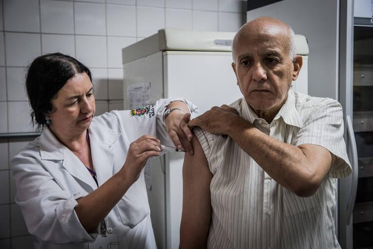 Crianças e gestantes poderão tomar a vacina na próxima semana — Gripe