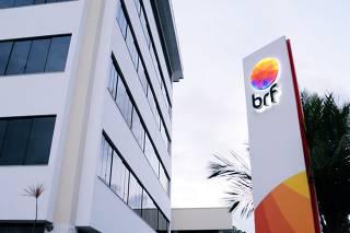 Fachada da BRF Brasil Foods
