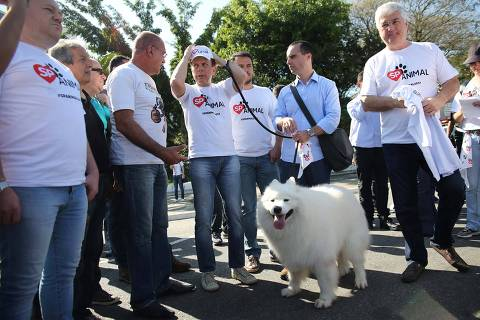 Em campanha, Doria conta com PM que o auxiliava na prefeitura