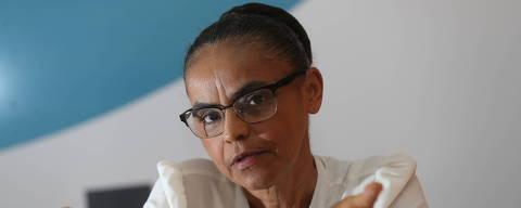 BRASÍLIA, DF, 10.10.2016: MARINA-SILVA - Marina Silva concede entrevista na sede da REDE sobre o resultado das eleições municipais. (Foto: Alan Marques/Folhapress)