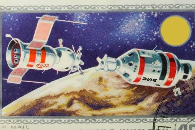 O mistério do 'astronauta de Solway'