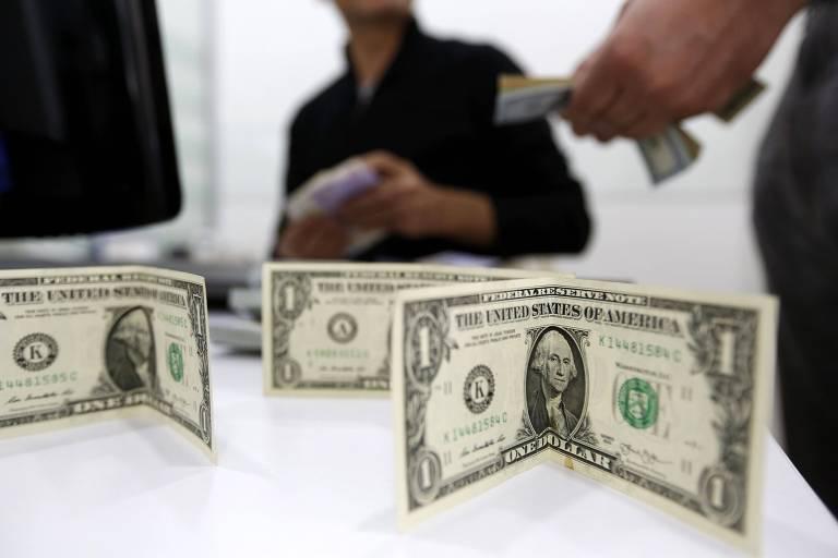 Dólar atinge maior nível desde março de 2016 com cenário externo