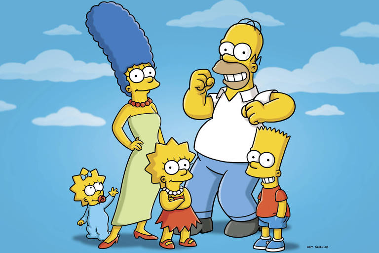 Personagens de 'Os Simpsons'