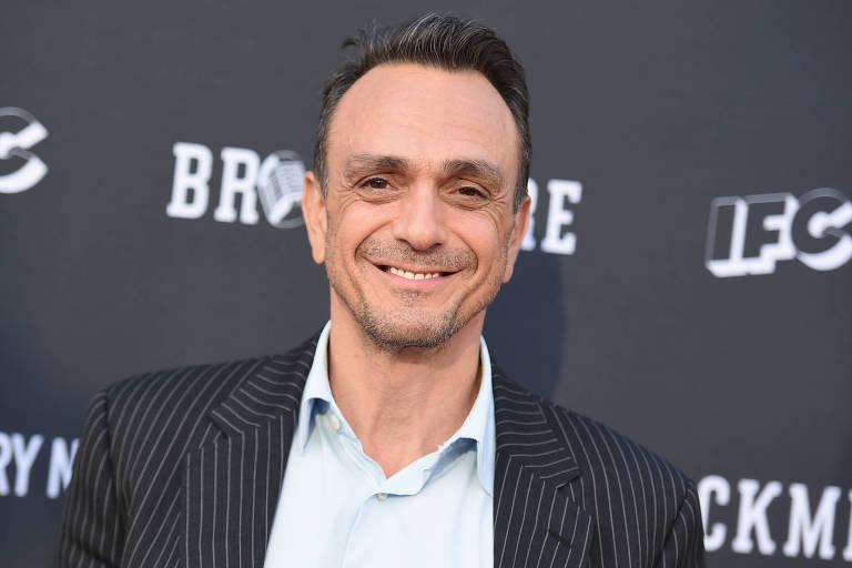O ator e dublador Hank Azaria