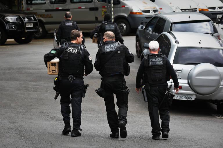 Policiais federais expõem, em livros, reflexões sobre rumos da ...