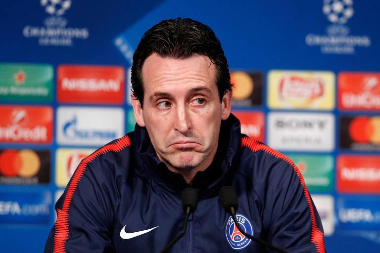 OFICIAL: Unai Emery está de saída do PSG