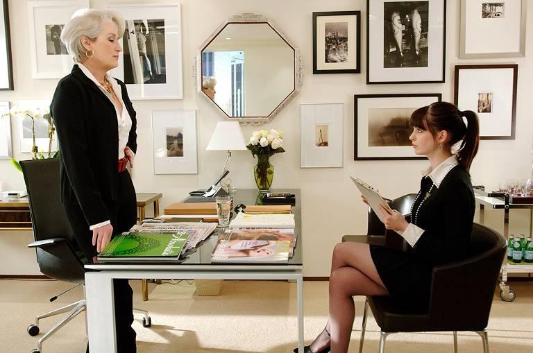 Filmes e séries com conflitos no trabalho