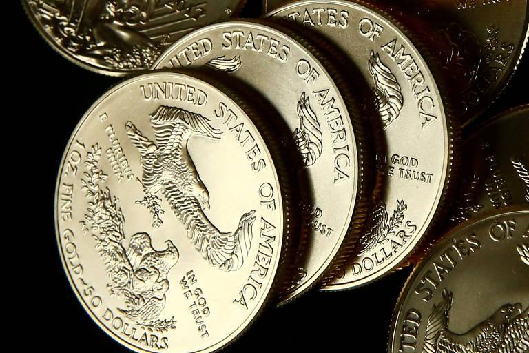 Dólar recuou pelo 2º dia, depois de atingir máxima de R$ 3,51 nesta semana