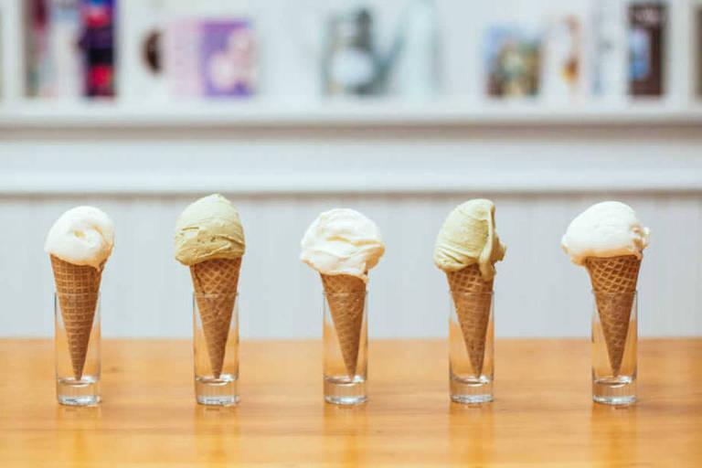 Bacio di Latte é bicampeã como a sorveteria mais lembrada na pesquisa