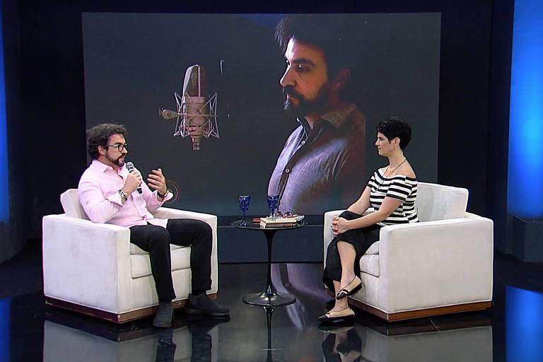 Mariana Godoy entrevista padre Fábio de Melo