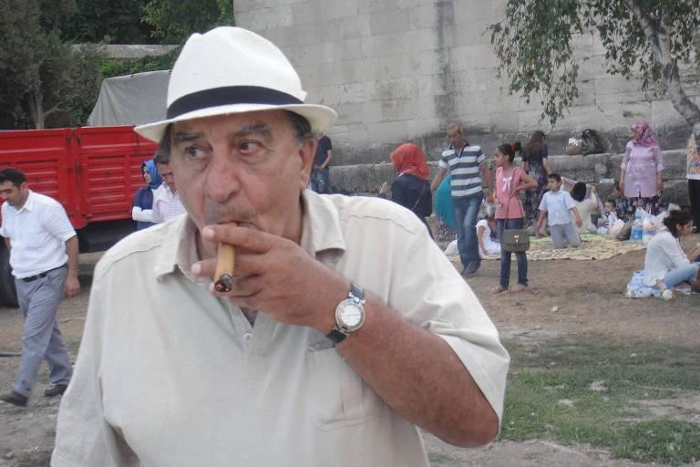 Krikor Tcherkesian, que foi empresário de João Gilberto e agente da ditadura na USP