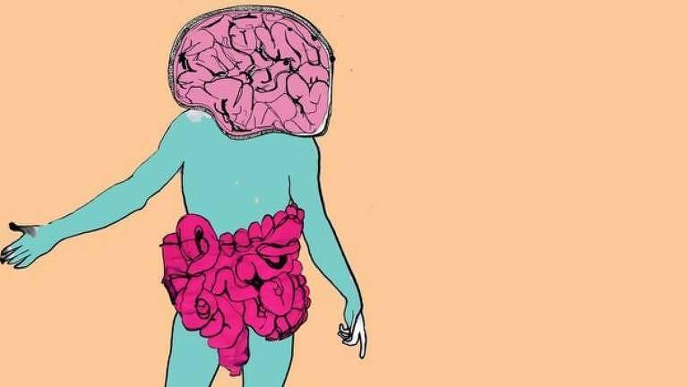 A relação entre o microbioma e o cérebro, acreditam cientistas, traz à tona uma maneira totalmente nova de influenciar nossa saúde e bem-estar