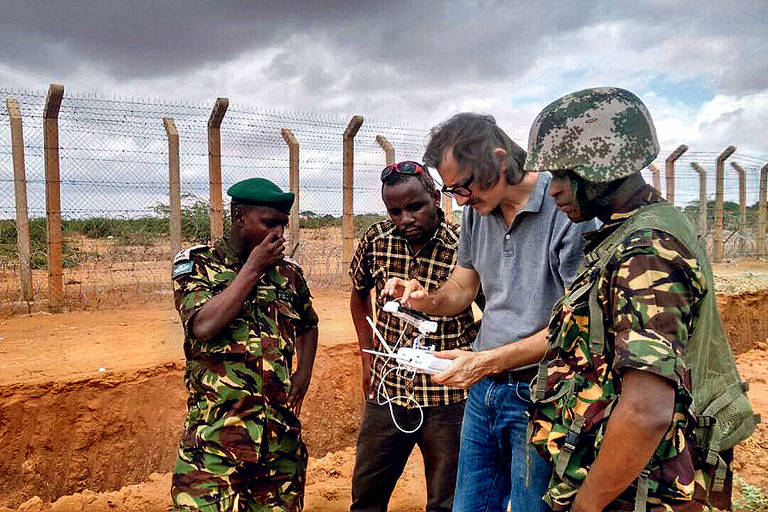 O que muros tanto no Brasil quanto no Quênia escondem