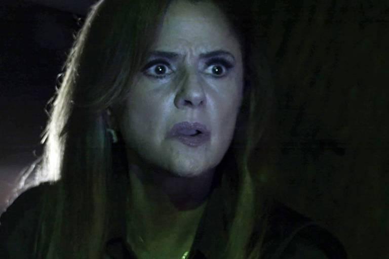 Marieta Severo como Sophia, vilã de 'O Outro Lado do Paraíso' (Globo)