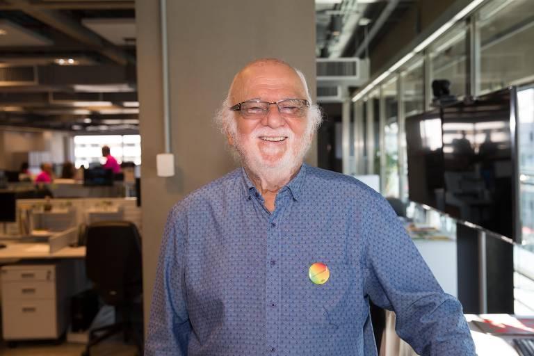 Danilo Miranda, diretor do Sesc-SP, na inauguração da unidade na avenida Paulista