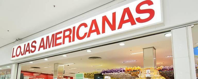 Fachada Lojas Americanas