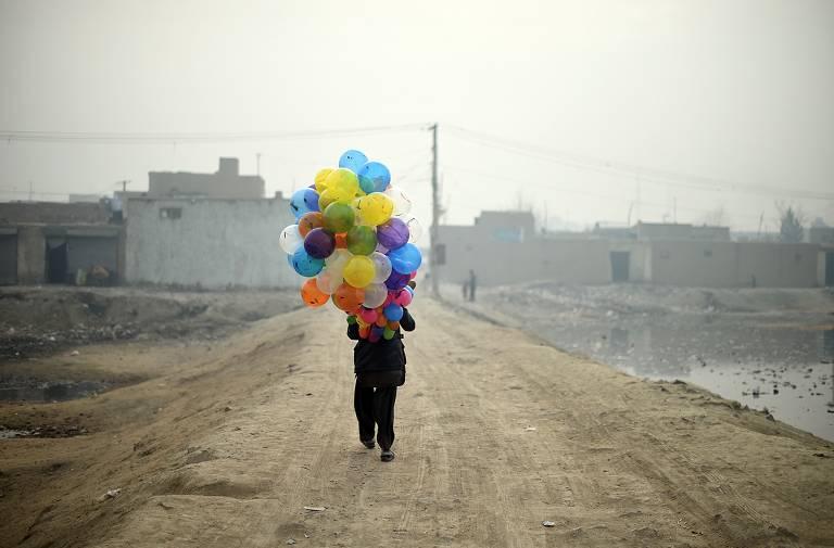 Veja fotos do jornalista Shah Marai, morto em atentado em Cabul