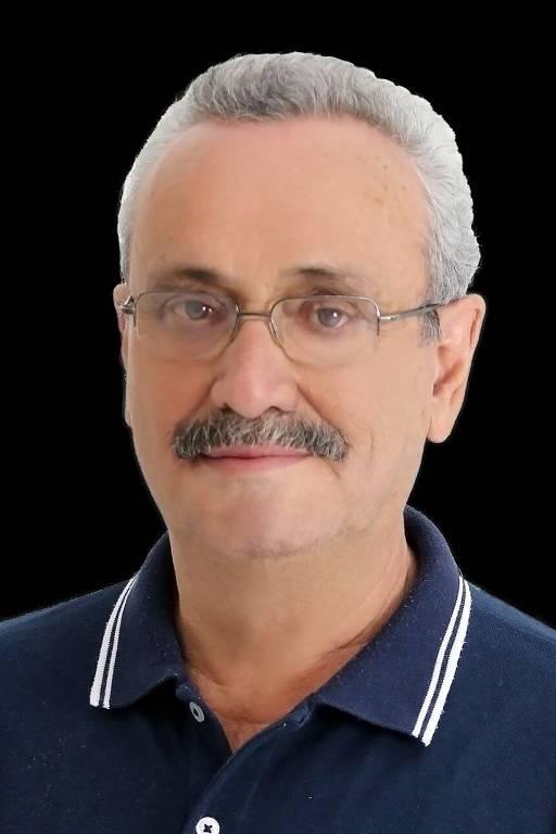 O jornalista Aloisio Nunes de Faria