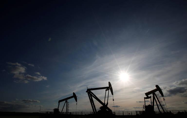 Petróleo pelo mundo