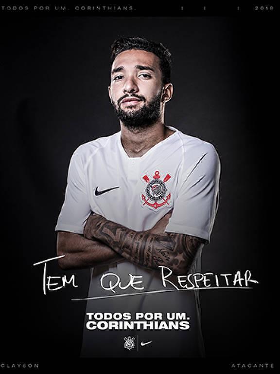 Novas camisas do Corinthians para 2018