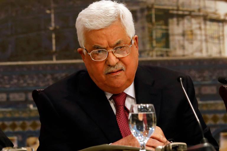 Presidente palestino Abbas pede desculpas por declarações sobre judeus