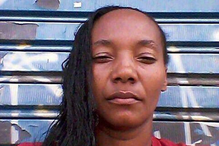 Selma Almeida da Silva, desaparecida após prédio cair no centro de São Paulo