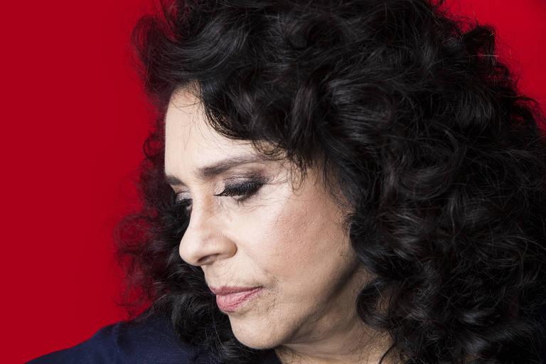 A cantora Gal Costa faz dois shows no Teatro Porto Seguro