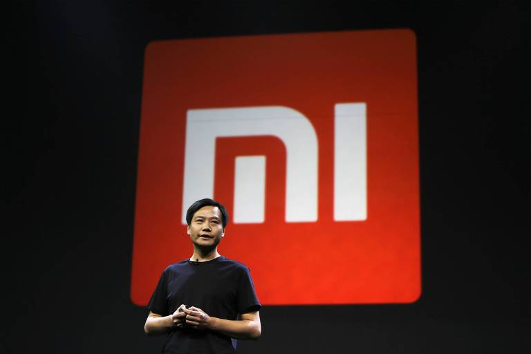 Lei Jun, fundador e CEO da fabricante chinesa de celulares Xiaomi