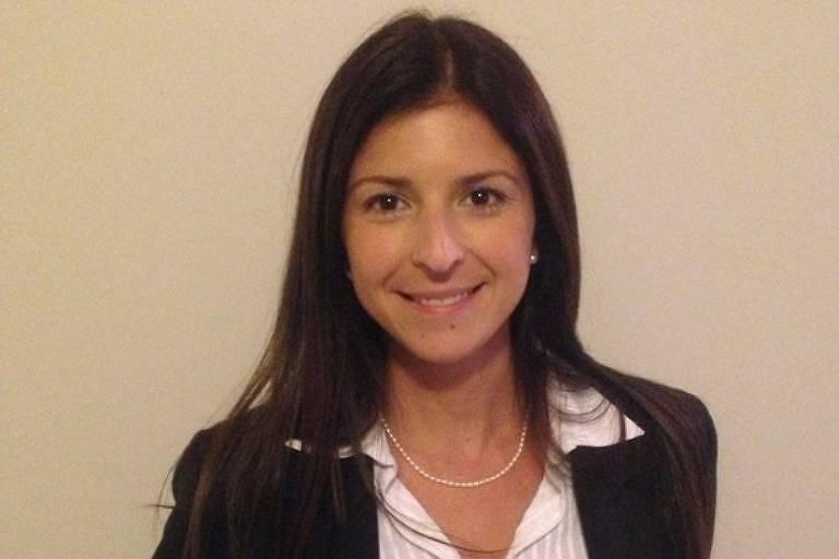 A empresária Cecília Haddad, 38, encontrada morta em Sidney