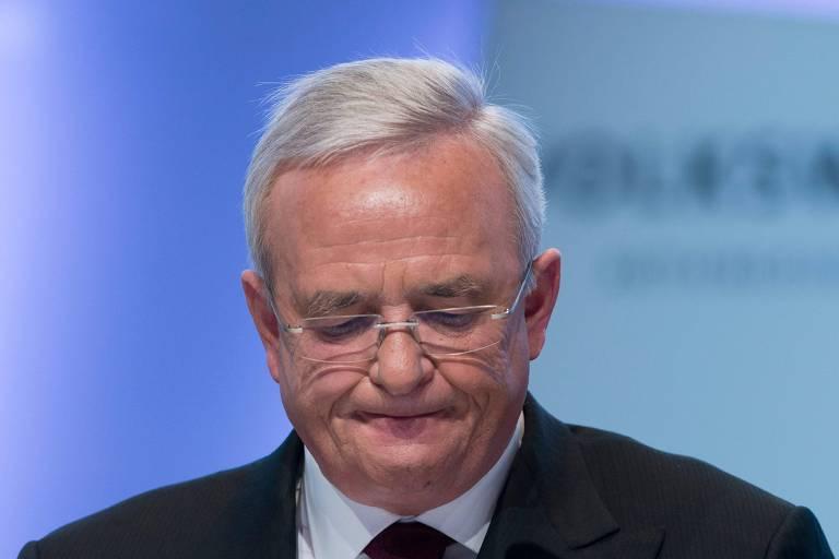 Ex-presidente da Volks é indiciado nos Estados Unidos