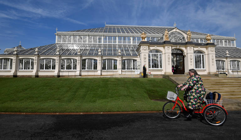Estufa do Kew Gardens