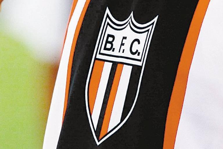 Escudo do Botafogo-SP, equipe de Ribeirão Preto