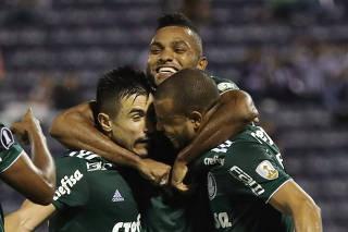 Soccer Football - Alianza Lima v Palmeiras - Copa Libertadores