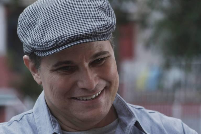 Edson Celulari como Vitório em cena de 'Teu Mundo Não Cabe nos Meus Olhos'