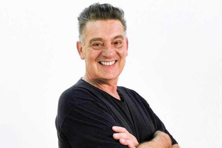 O médium, apresentador e escritor Luiz Alberto Gasparetto