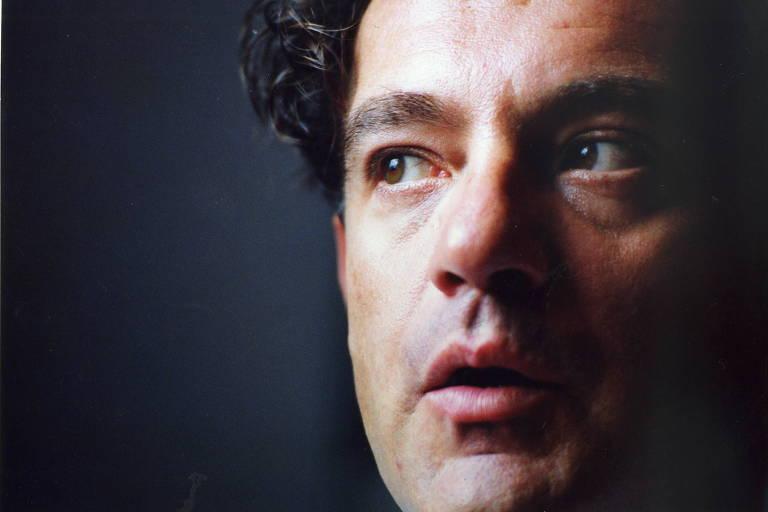 Em foto de 1992, Luiz Alberto Gasparetto