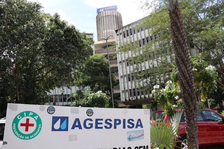 A Agespisa, empresa de abastecimento de água e esgoto do Piauí