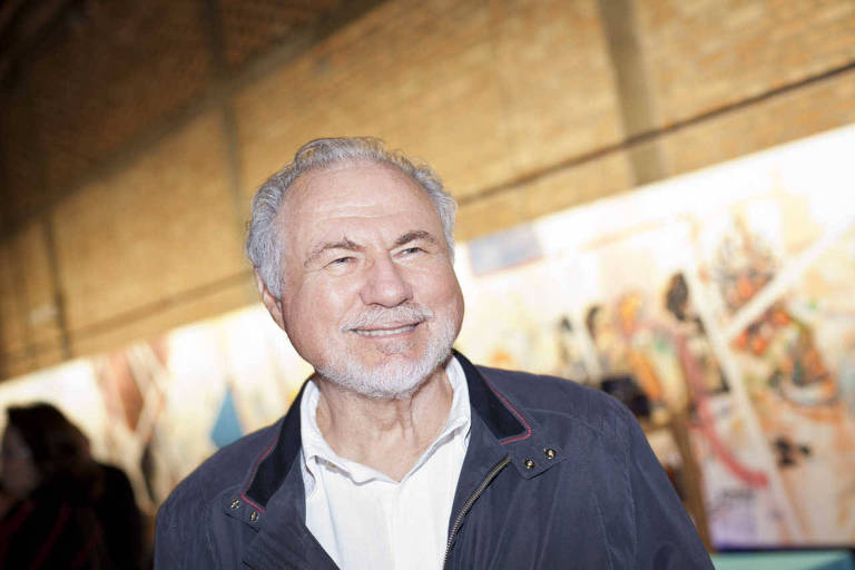 "Jaime Pinsky, coordenador da obra ""Brasil: o futuro que queremos"""