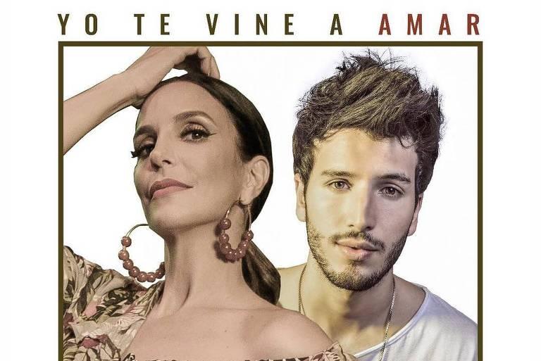 Ivete Sangalo faz dueto com colombiano Sebastián Yatra