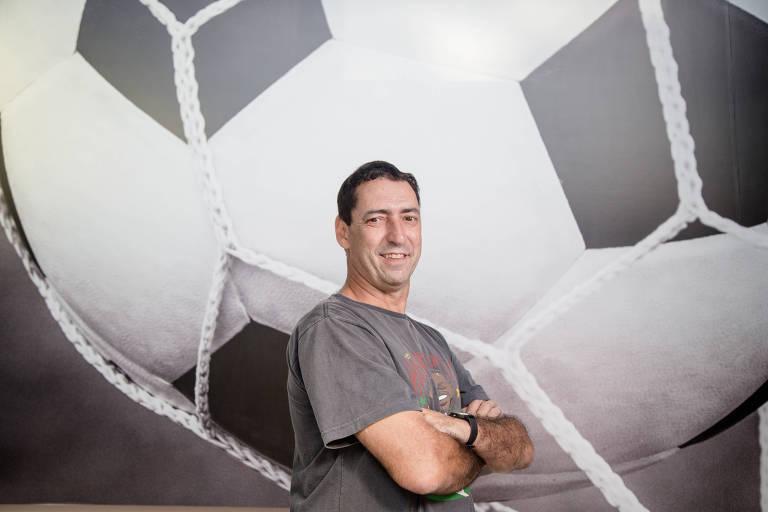 PVC, colunista esportivo da Folha