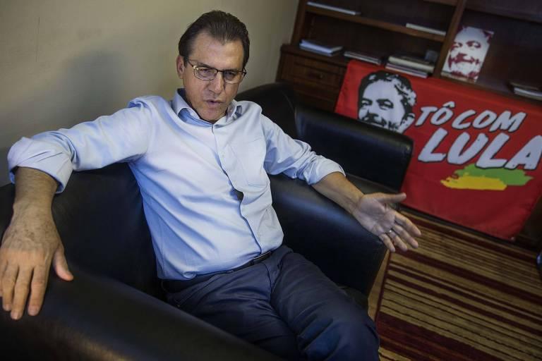 PT interdita debate sobre alternativa a Lula — Eleições